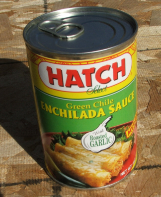 Hatch Green Enchilada Sauce - order it now!